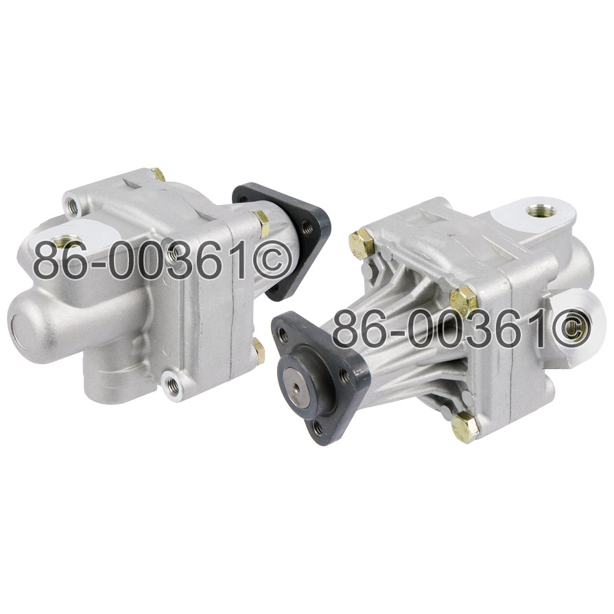 BMW 325iX                          Steering PumpSteering Pump