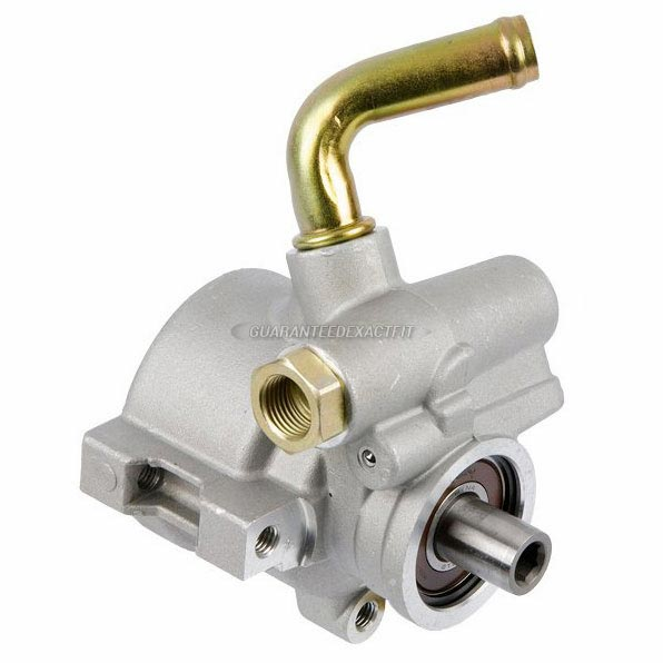 Jeep Wrangler                       Steering PumpSteering Pump