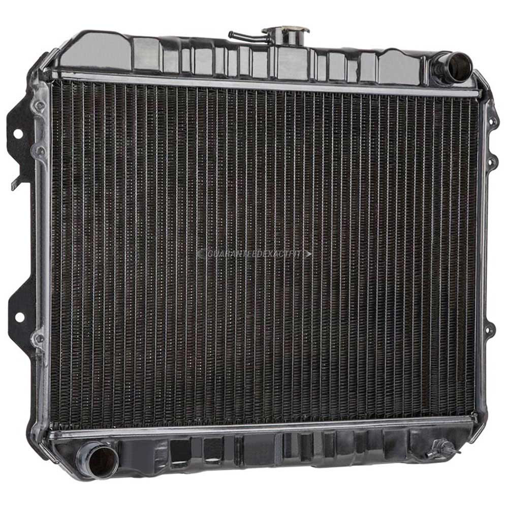 Toyota Pick-Up Truck                  RadiatorRadiator