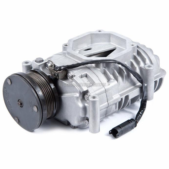 Mercedes Benz C320 For models with Electronic Clutch Supercharger