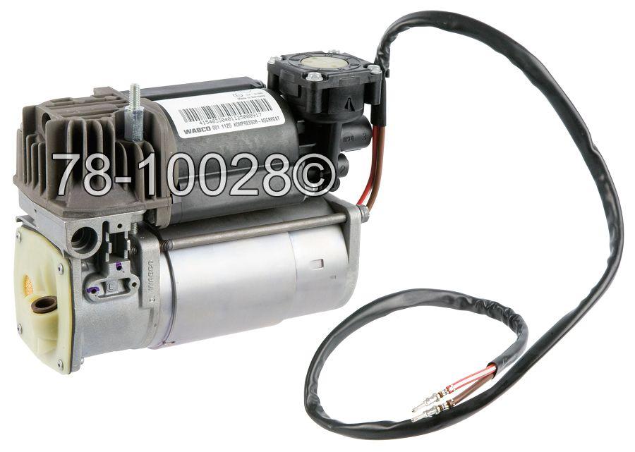 BMW X5                             Suspension CompressorSuspension Compressor