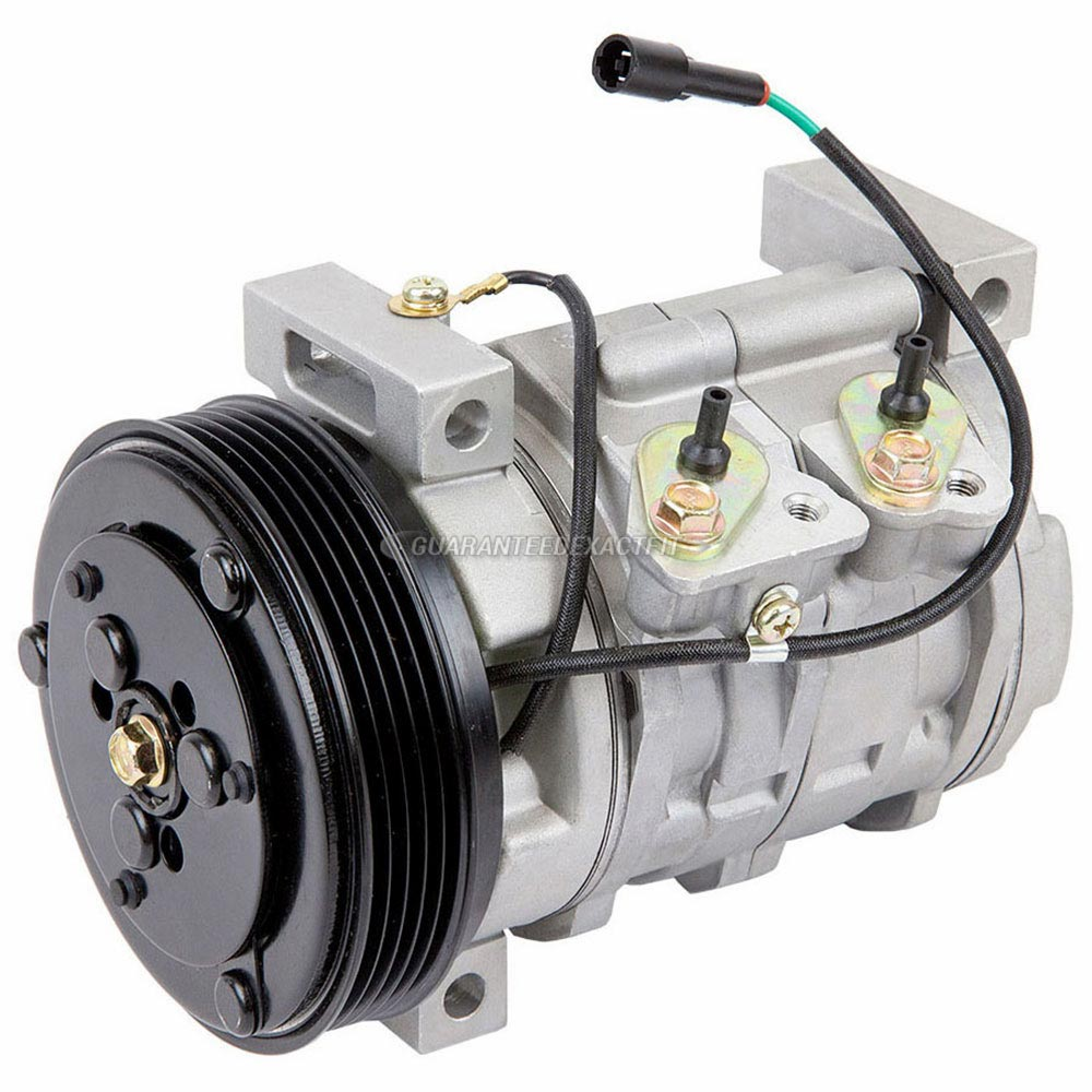 All Chevy 2002 chevrolet tracker parts : Chevrolet Tracker A/C Compressor from Discount AC Parts