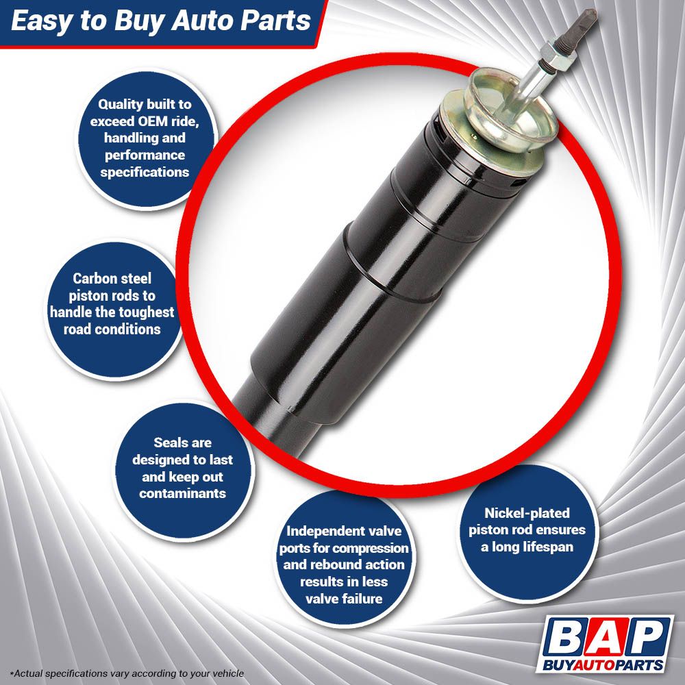 Saab 9-3                            Shock AbsorberShock Absorber