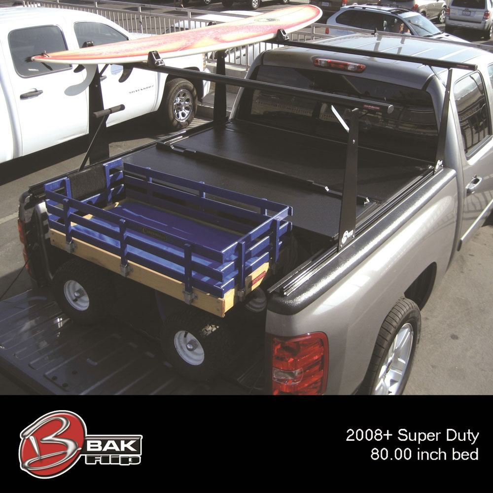 GMC Canyon                         Bed Rack