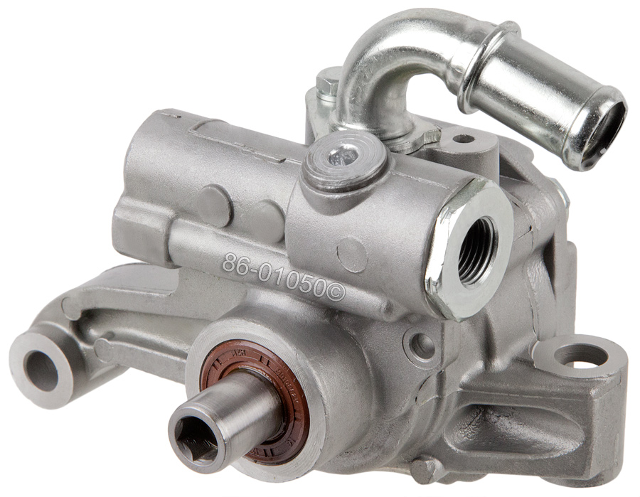 Saturn Vue                            Steering PumpSteering Pump