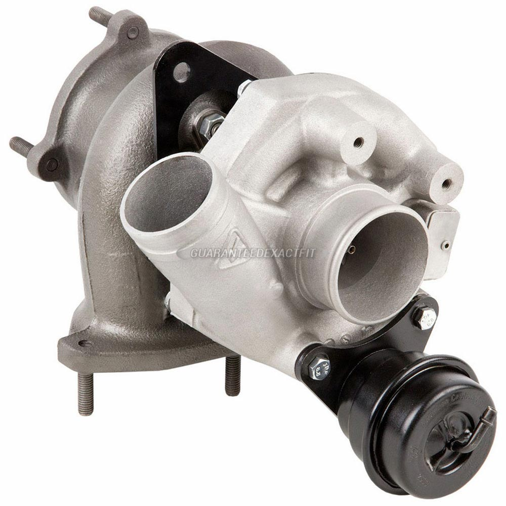 1996 Porsche 993 Left Side Turbo Turbocharger