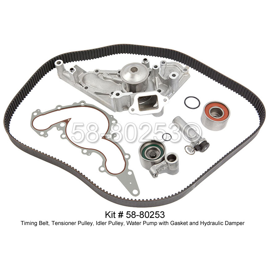 Toyota Landcruiser                    Timing Belt KitTiming Belt Kit