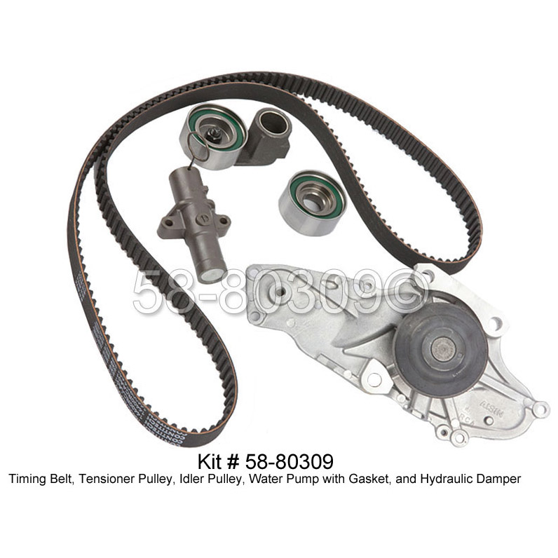Acura ZDX                            Timing Belt KitTiming Belt Kit