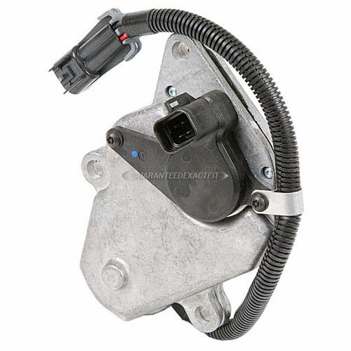 GMC Sierra                         Transfer Case Encoder MotorTransfer Case Encoder Motor