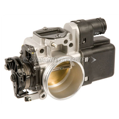 BMW 528                            Throttle BodyThrottle Body