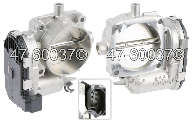 Mercedes_Benz CLK500                         Throttle BodyThrottle Body