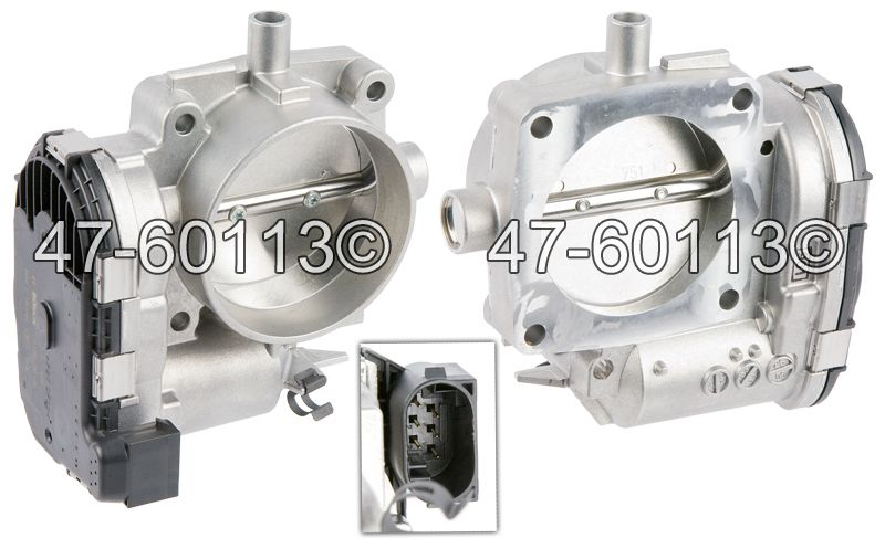 Mercedes_Benz CLK320                         Throttle BodyThrottle Body