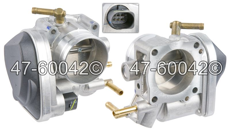 Volkswagen Beetle                         Throttle BodyThrottle Body