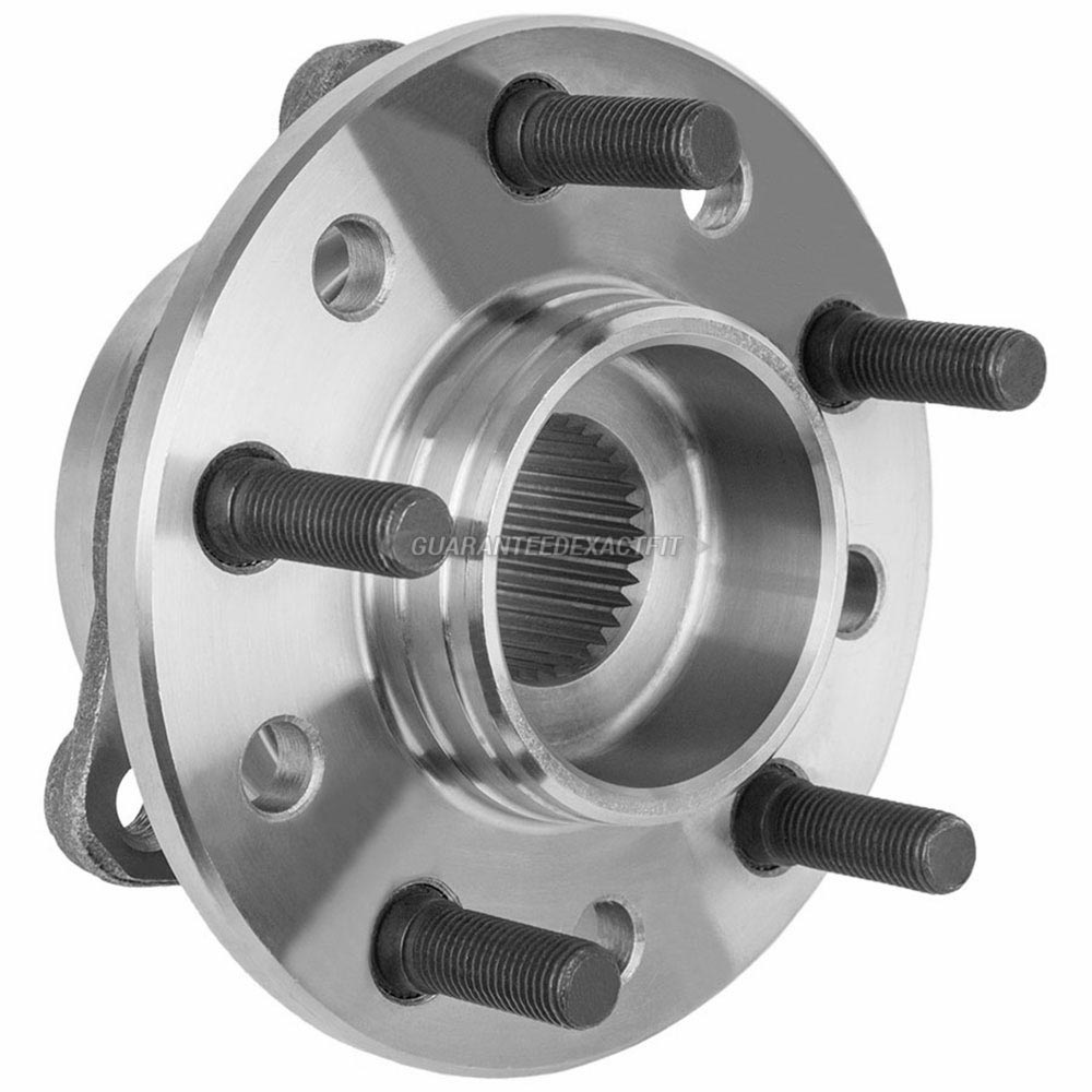 Plymouth Prowler                        Wheel Hub AssemblyWheel Hub Assembly