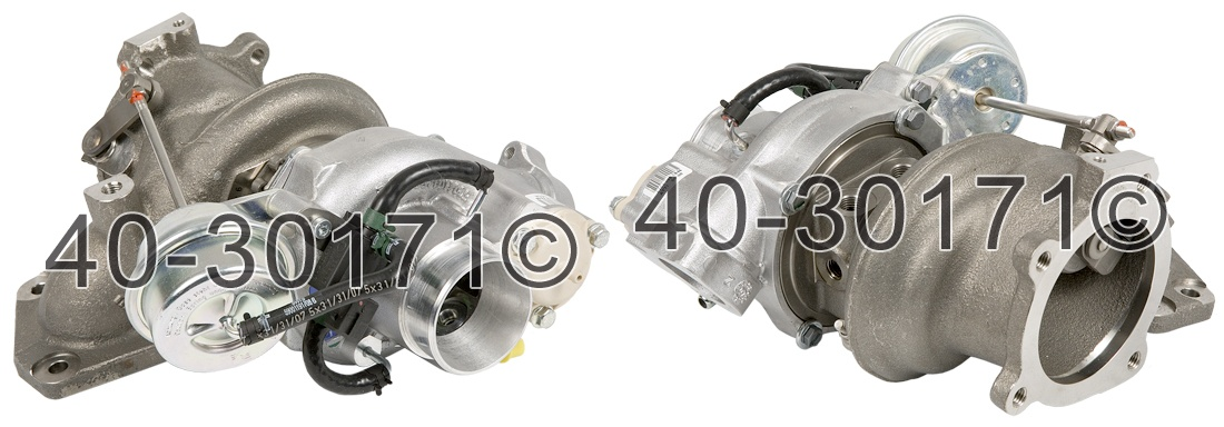 Pontiac  GXP Models Turbocharger
