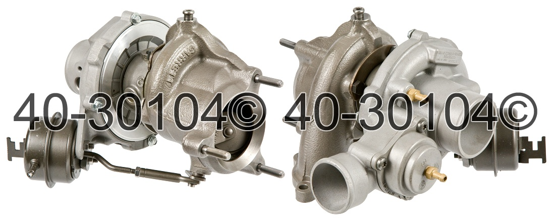 2005 Saab 9-3 2.0L Linear Models Turbocharger
