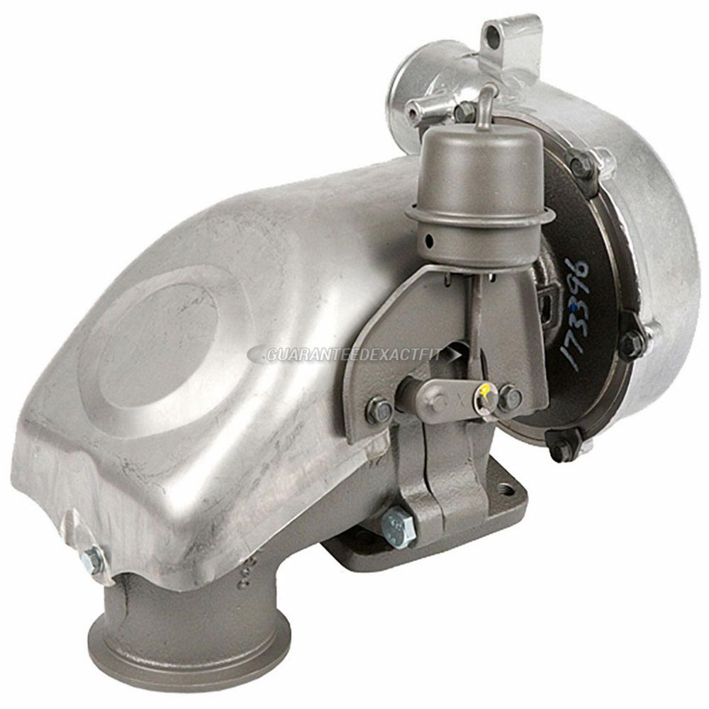 1997 Chevrolet Suburban 6.5L Diesel Engine Turbocharger