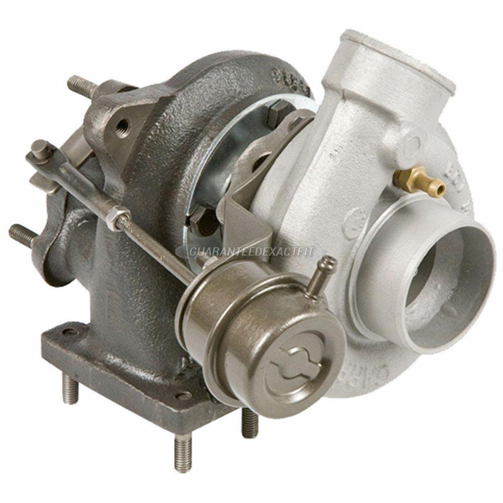 1994 Saab 9000 2.3L Base Models [Engine Code B234L] Turbocharger