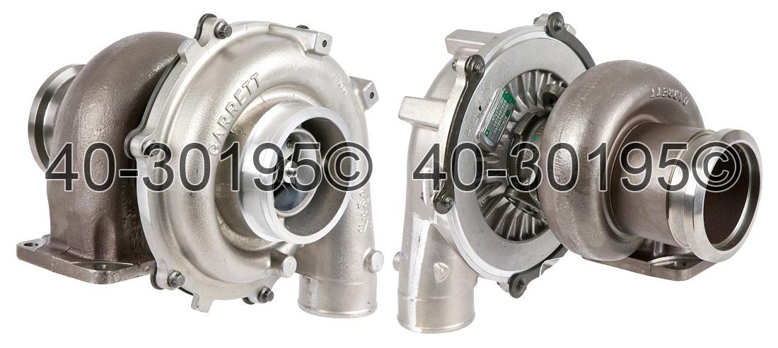 1993 International All Models Navistar DT466P - DT408P -DT466E - I530E  Engines with Garrett Turbocharger Number 466741-9018 Turbocharger