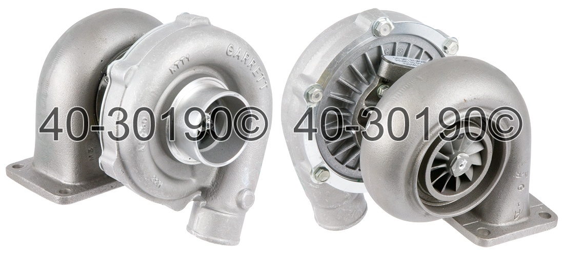 GMC T-Series Truck                 TurbochargerTurbocharger
