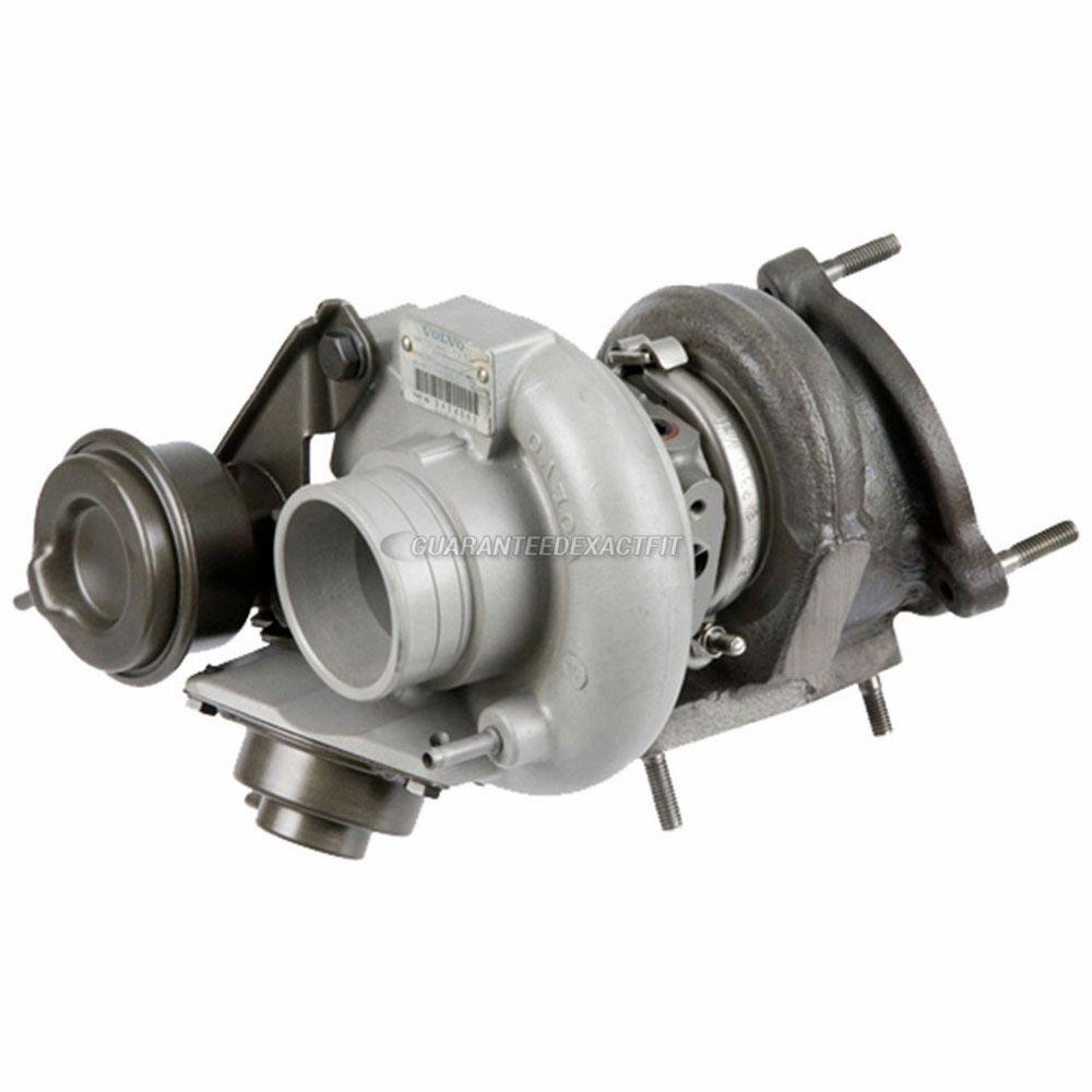 2002 Volvo C70 2.3L Engine up to Engine Number 2348305 Turbocharger