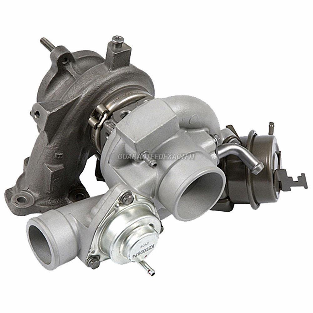 2006 Saab 9-3 2.0L Engine Turbocharger