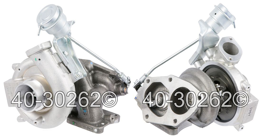 2007 Mitsubishi Lancer Evolution Model [EVO IX] Turbocharger