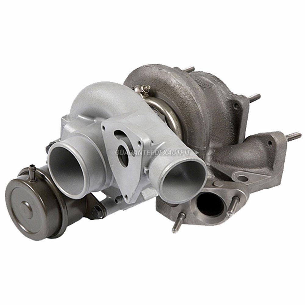 2006 Saab 9-3 2.8L Engine Turbocharger