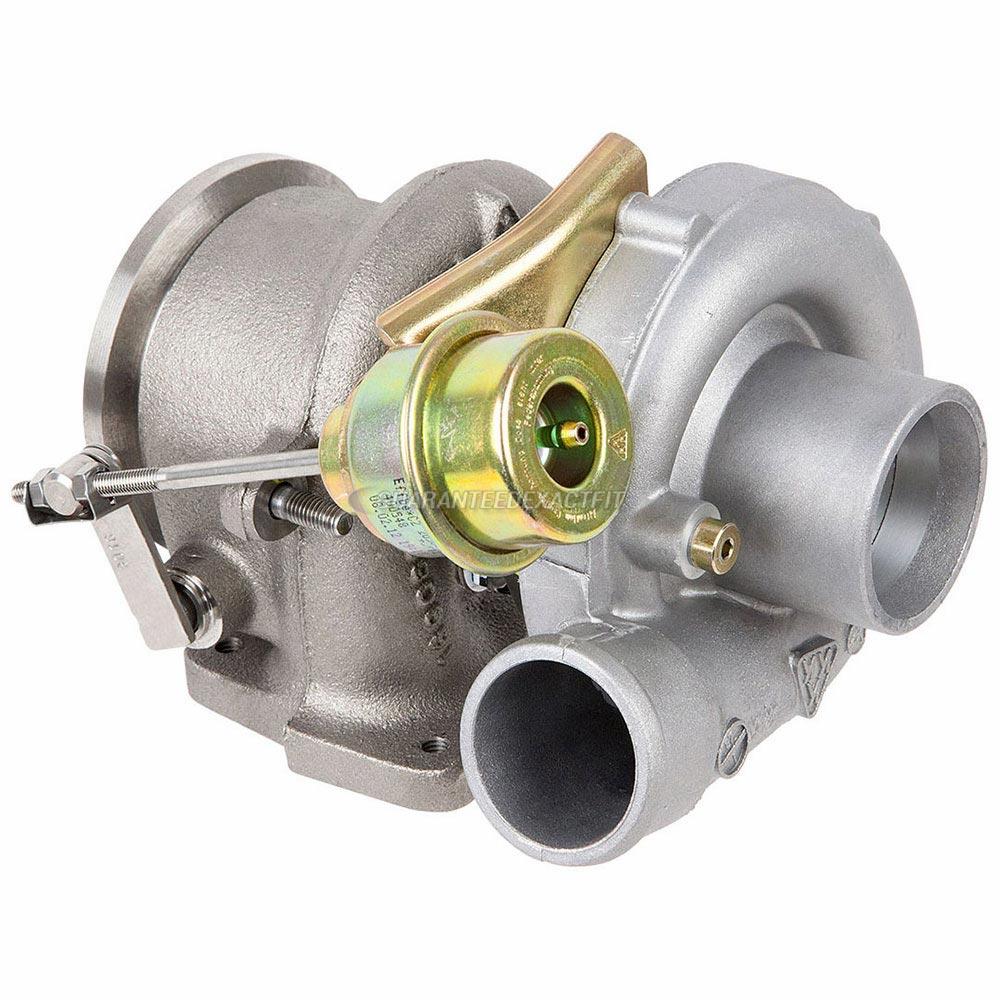 1999 Mercedes Benz E300D All Models Turbocharger