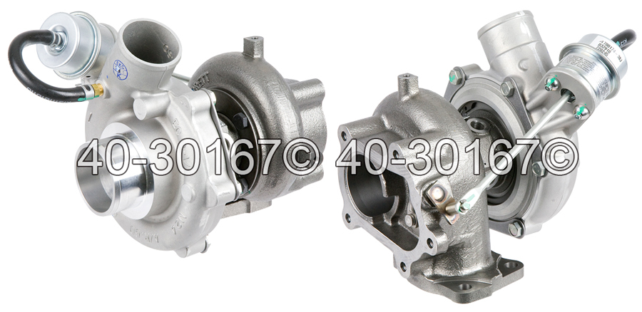 GMC W-Series Truck                 TurbochargerTurbocharger
