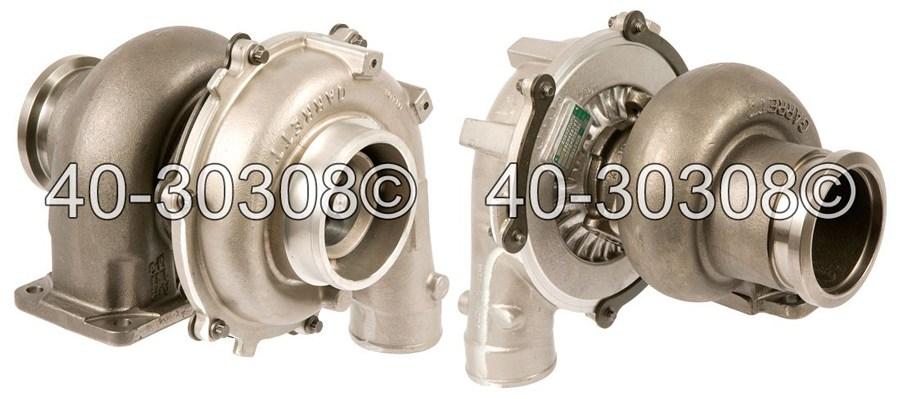 Navistar DT 408P Engine                 Turbocharger