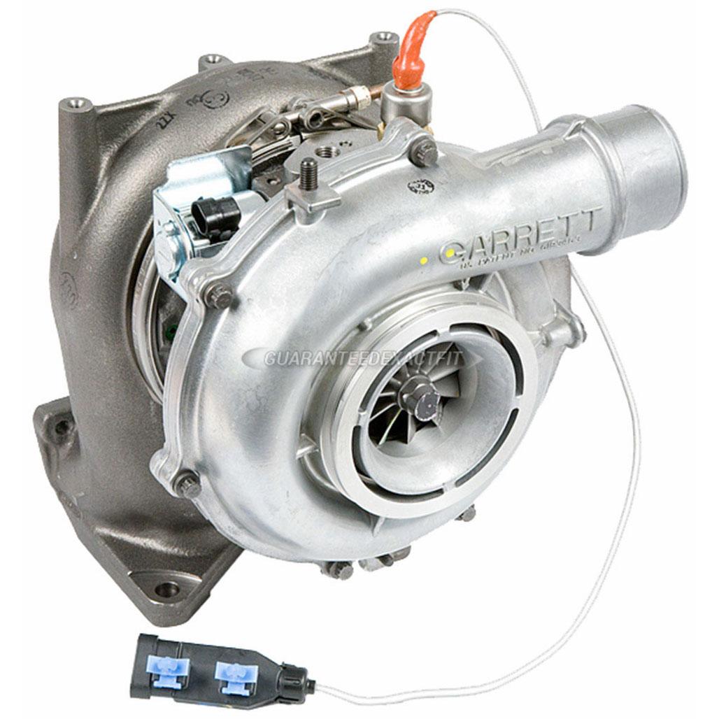 2010 Chevrolet Kodiak 6.6L Diesel LMM Engine Turbocharger