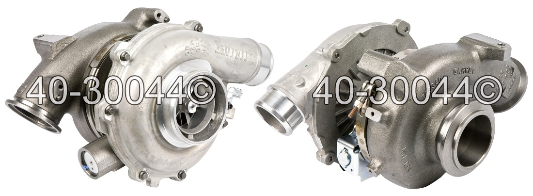 Ford F Series Trucks 6.0L Diesel Engine [Excluding F650 and F750 Models] - Production Date After 9/29/2003 Turbocharger