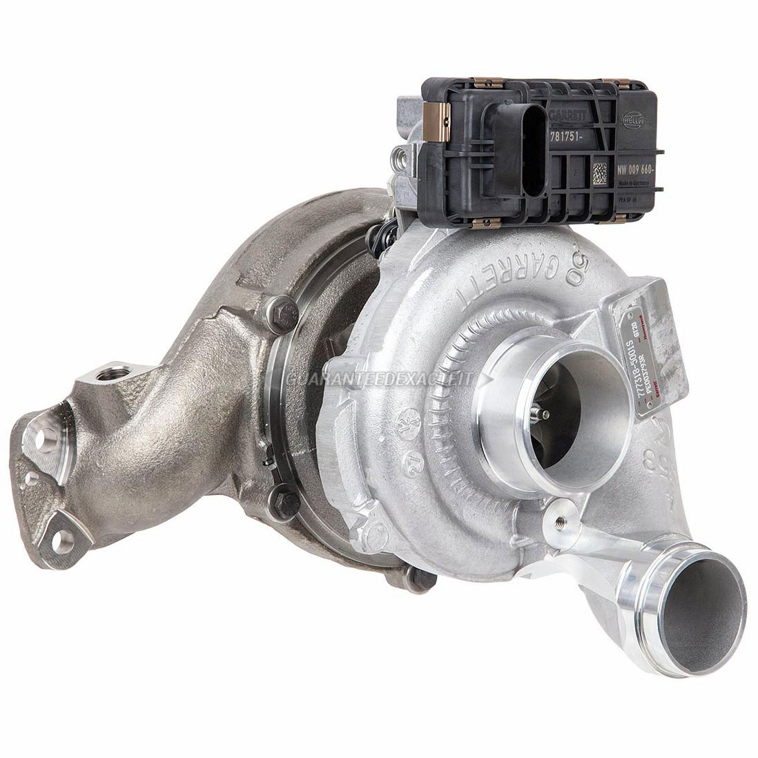 Mercedes_Benz ML320                          TurbochargerTurbocharger