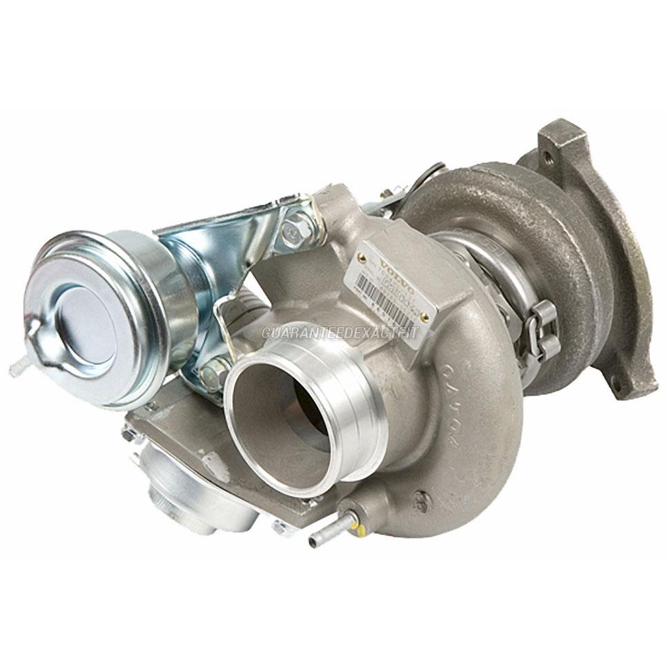 2002 Volvo C70 2.4L Engine up to Engine Number 2375008 Turbocharger