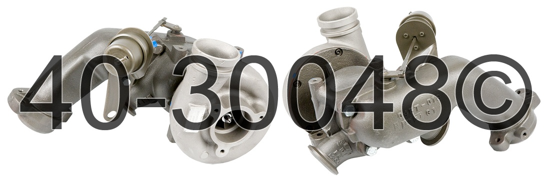 2000 GMC Van 2500 Models with 6.5L Diesel Engine Turbocharger