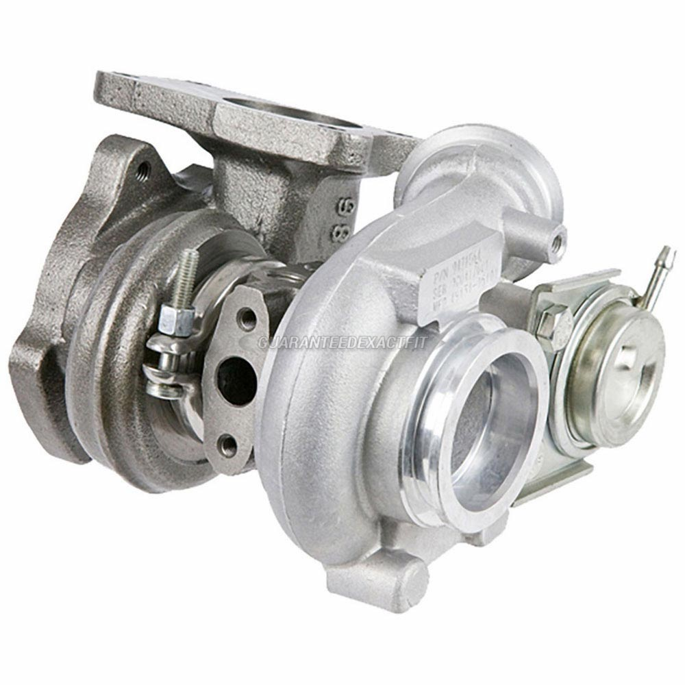 Volvo S80 2.8L Engine - For Cylinders 4 through 6 Turbocharger