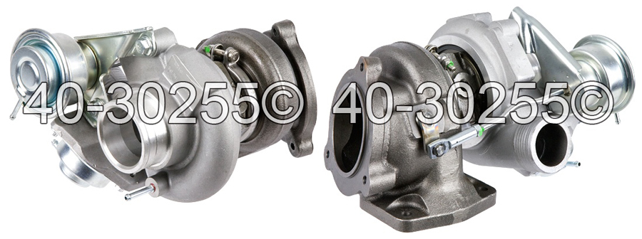 1998 Volvo V70 2.3L Engine - R Models Turbocharger