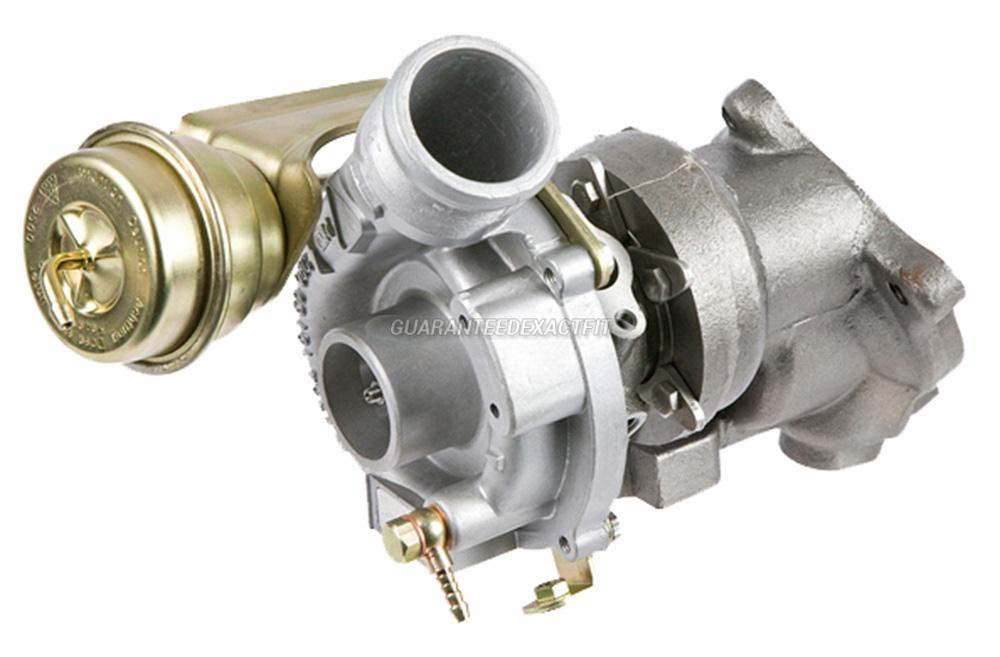 2004 Audi A6 Automatic Transmission - Left Side Turbo Turbocharger