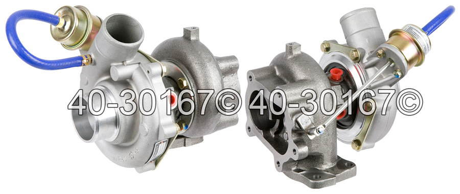 1997 Isuzu NPR Truck With Engine 4HE1XS [Part number 700716-5009S - Superceeds others] Turbocharger