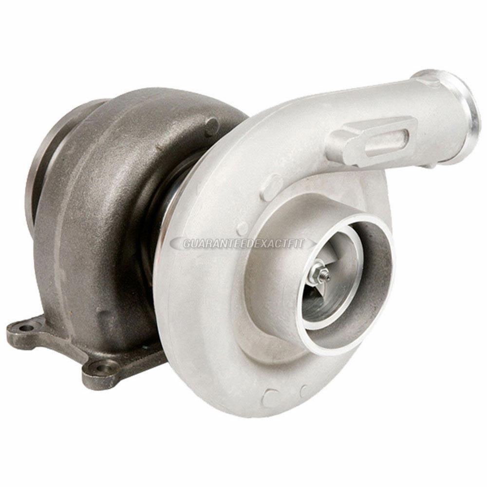 2002 Cummins Engines M-Series Engine Cummins M11 Engine with Holset HX55 Turbocharger Part Number 3800471 or 3590044 Turbocharger