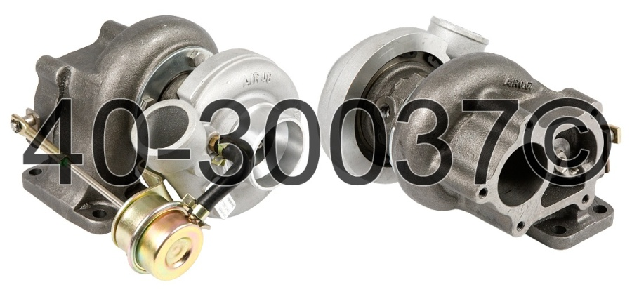 GMC W-Series Truck                 Turbocharger