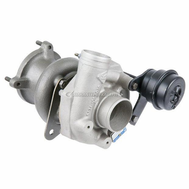 2004 Porsche 911 Left Side Turbo Turbocharger
