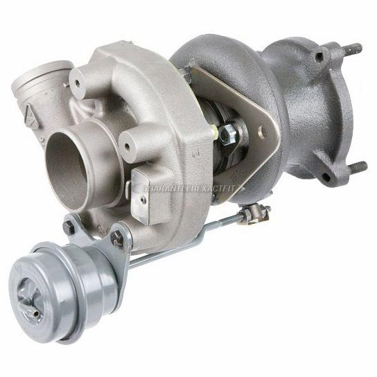 2004 Porsche 911 Right Side Turbo Turbocharger