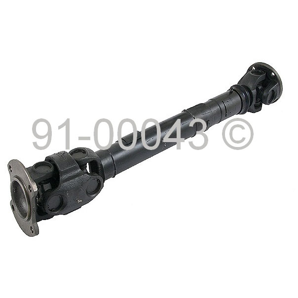 Land_Rover Discovery                      DriveshaftDriveshaft