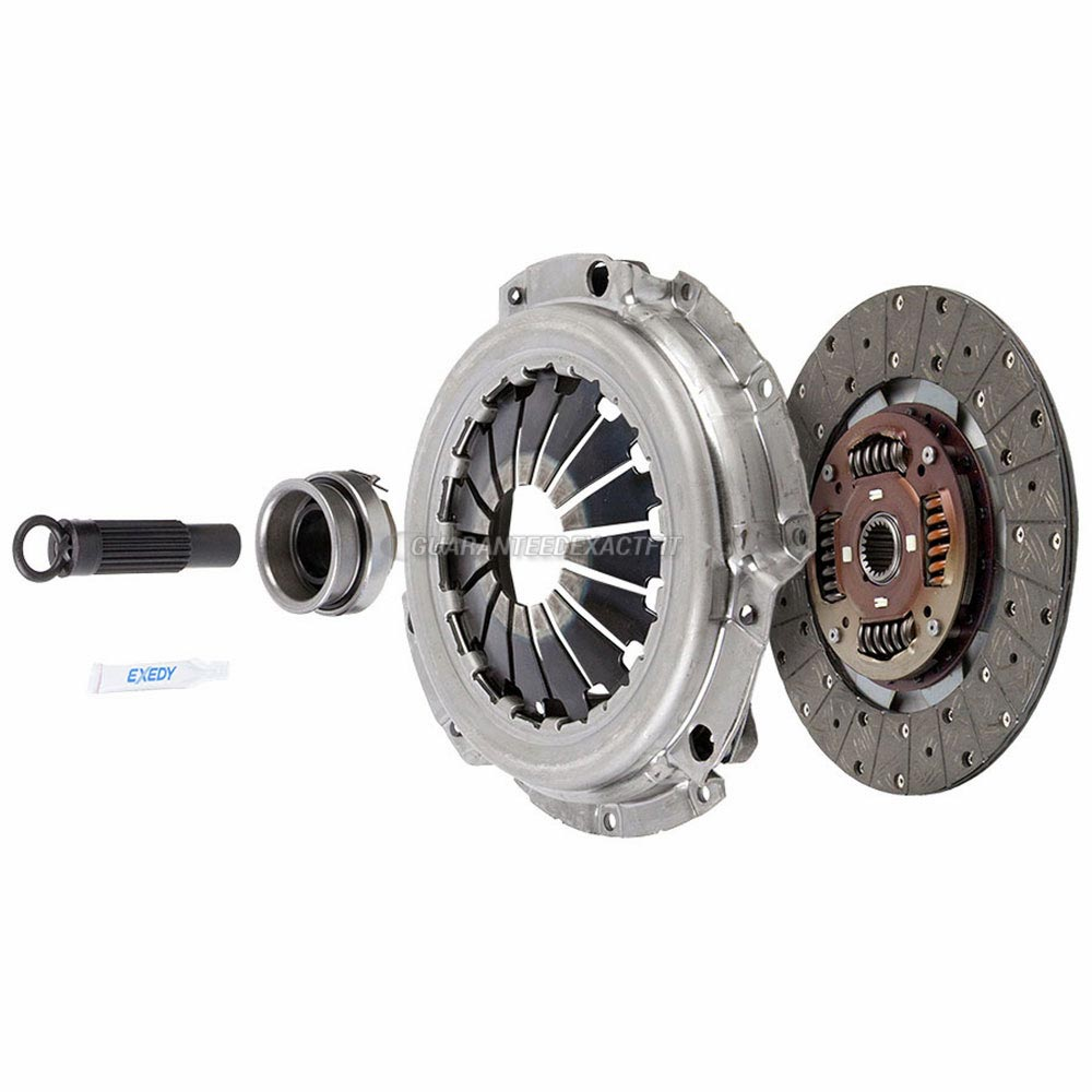Toyota FJ Cruiser                     Clutch KitClutch Kit