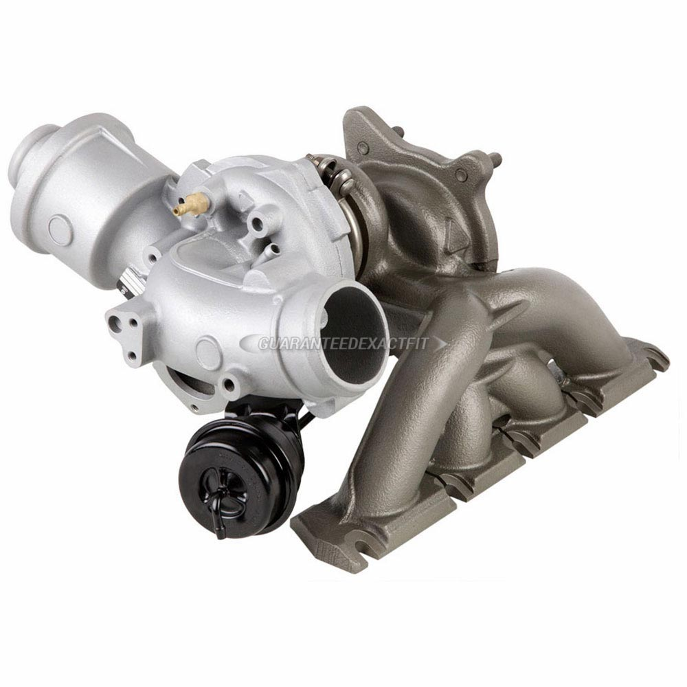 2008 Audi A4 2.0L Engine Turbocharger