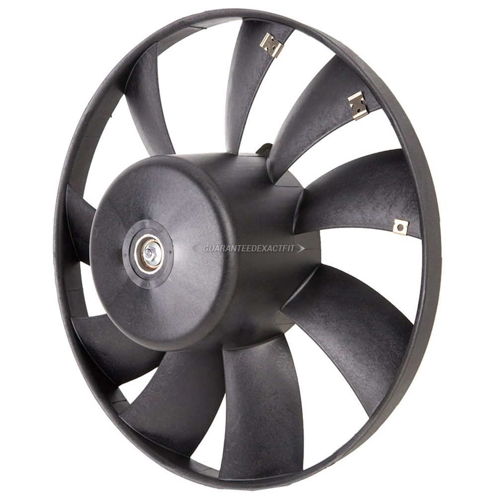 Mercedes_Benz E430                           Cooling Fan AssemblyCooling Fan Assembly