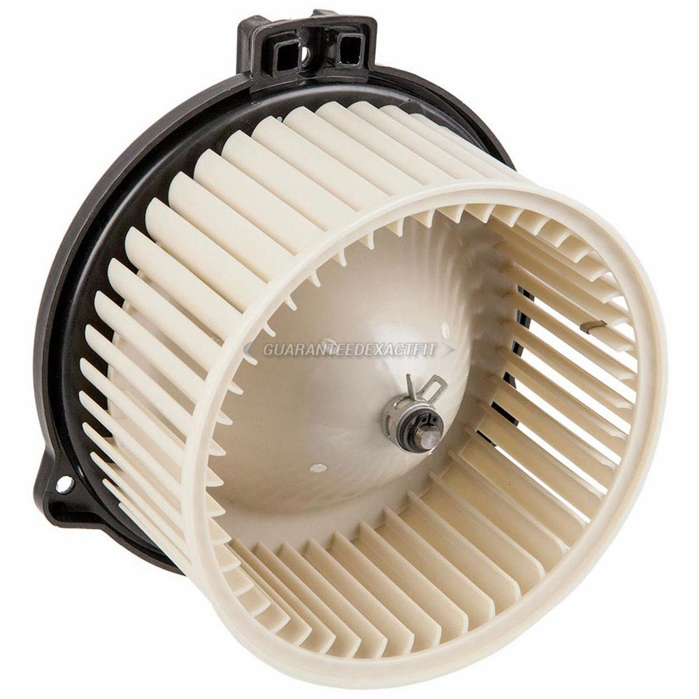Mercedes_Benz ML320                          Blower MotorBlower Motor