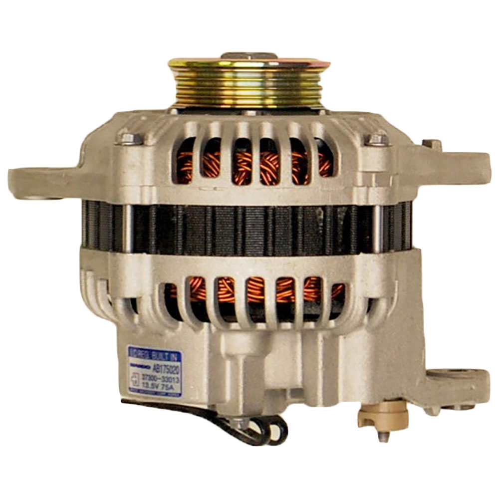 Mitsubishi Expo and Expo LRV              AlternatorAlternator